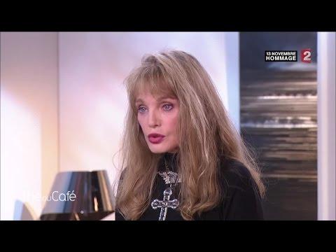 Arielle Dombasle  Intégrale du 13112016  Thé ou Café