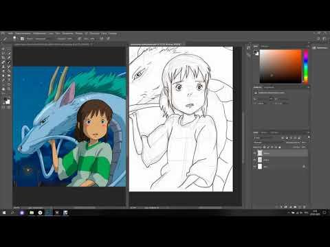 Как рисовать на планшете в фотошопе