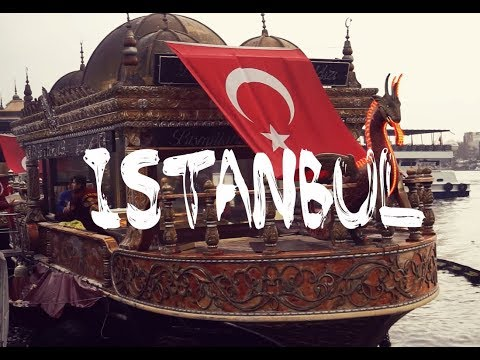 One day in Istanbul | Sony a6000 Cinematic Video