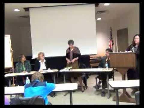 University of New Mexico - Los Alamos - Board Candidates Debate - 1/30/2013