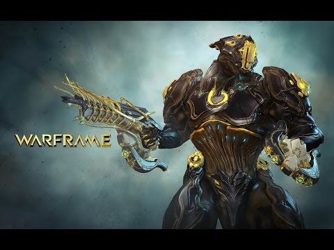 「WARFRAME」Special Alerts – Tranquil Cleave Mod (PS4)