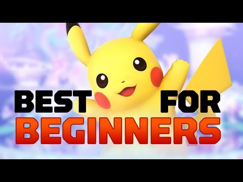 The 5 Best Super Smash Bros. Ultimate Characters For Beginners
