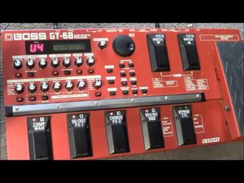boss gt 6b bass multi effects retrospective review youtube rh youtube com Boss GT-6B Bass Boss GT-6B Bass