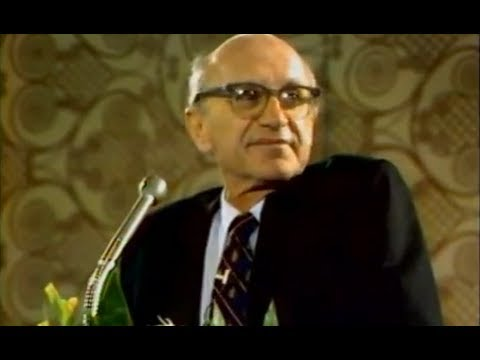 Milton Friedman Teaches Monetary Policy