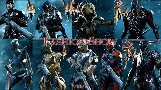 Warframe Fashion show In Obscuro Clan