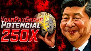 Yuan Pay Coin  is the national cryptocurrency of China in 2021 | Trust wallet Airdrop | Yuan Pay