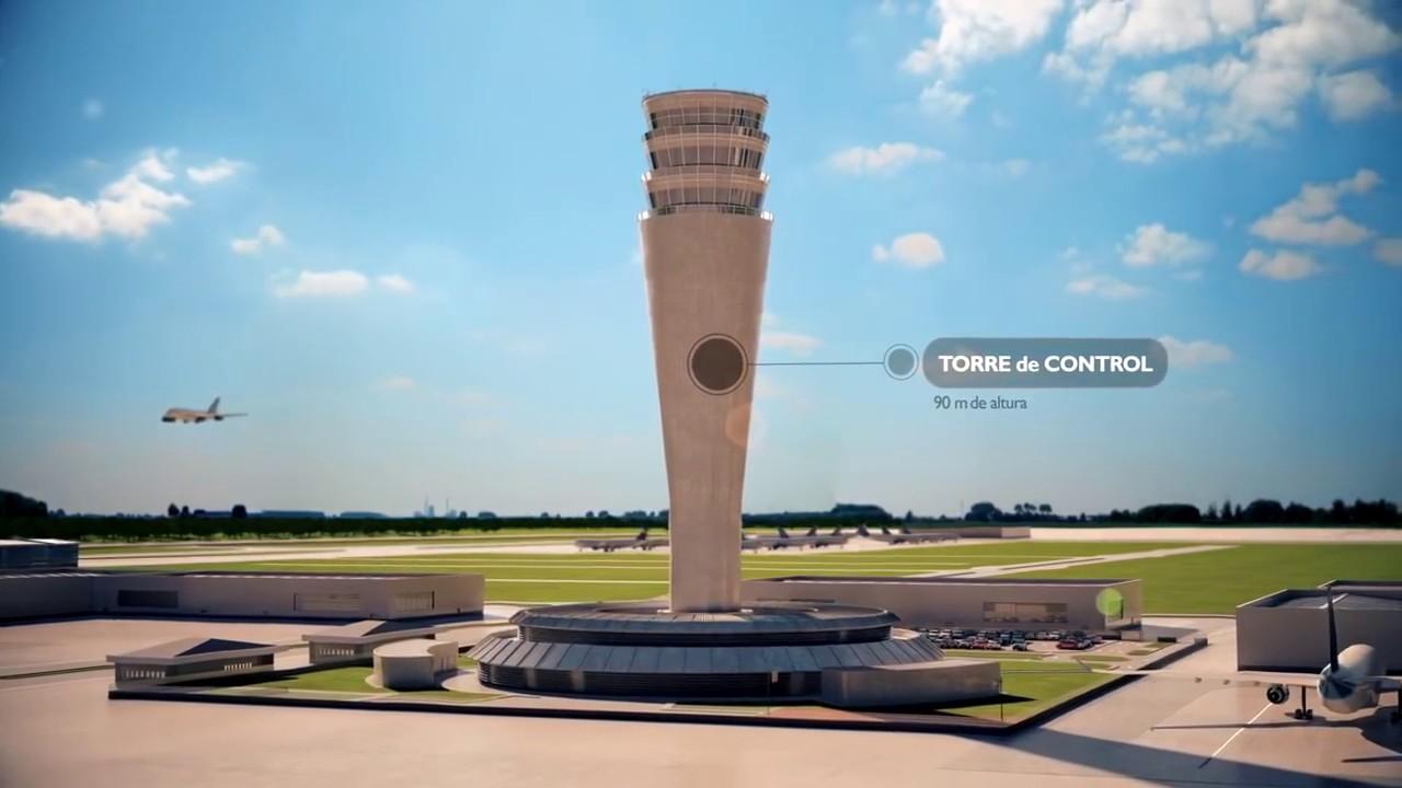 D nde estar el nuevo aeropuerto internacional de la for Puerta 6 aeropuerto ciudad mexico