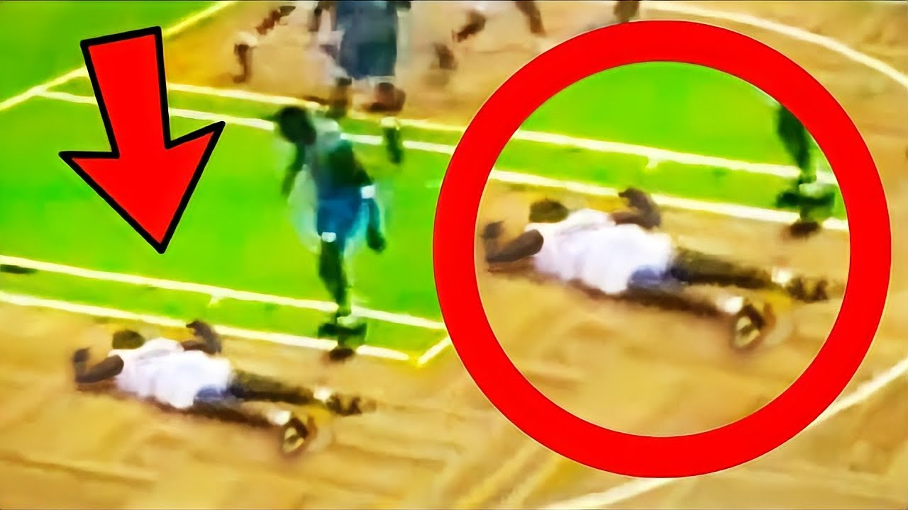 Download This NBA Player Died on The Court..