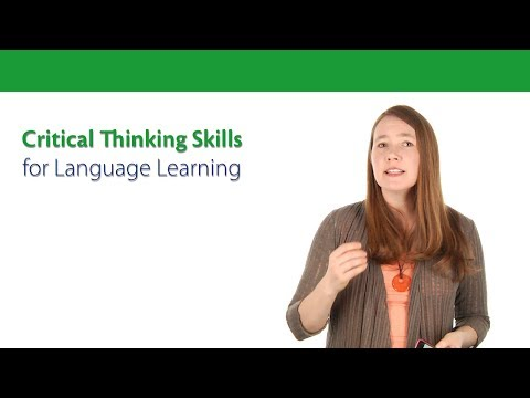 Critical Thinking Skills for Reading, Spelling, and Literacy