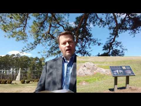 NC Regulators In The Battle Of Alamance