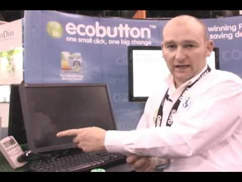 Jesuits @ CES 2009 - The EcoButton