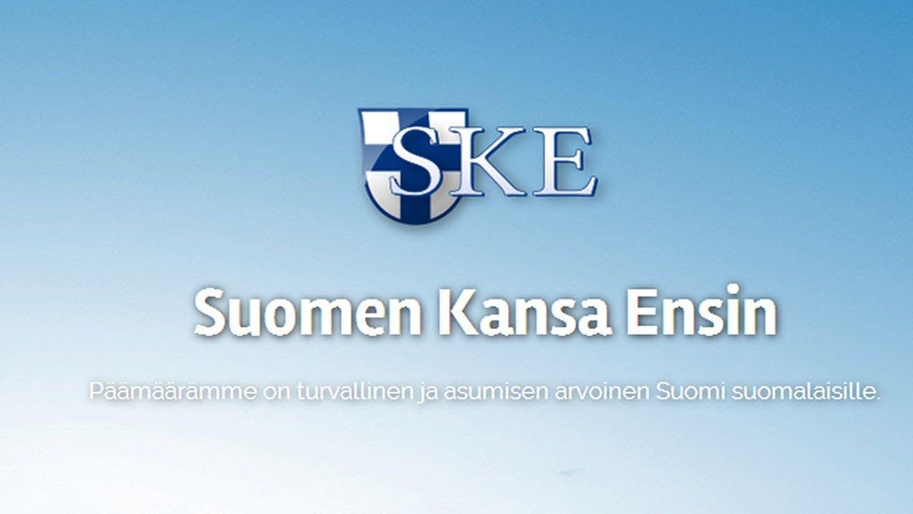 Suomen Kansa Ensin.Fi