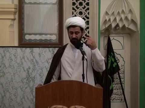 Haci Rza Qiyamət gunu qaralan simalar. Cumə Xutbəsi 01.12.2017