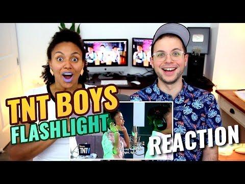TNT Boys - Flashlight | REACTION