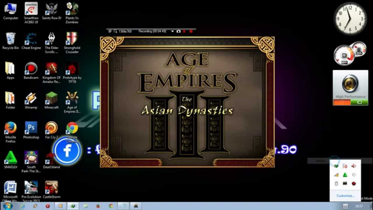 How To Fix Age Of Empires 3 Erorr ( Erorr Not Responding FASTEST WAY! )