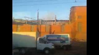 Обрушение цинкового завода (г. Челябинск 15.02.2013) Часть 2