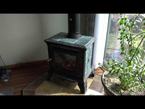 Wood Stove Install 2019