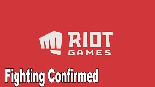 Riot Games Confirms Fighting Game At Evo 2019