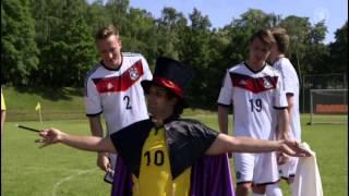 Fussball-WM 2014 - Endspiel Deutschland gegen Brasilien
