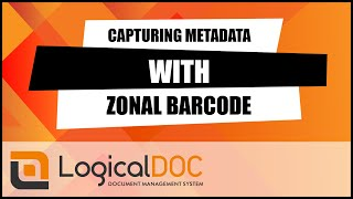 Capturing metadata with Zonal Barcode