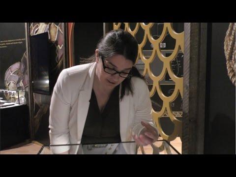 Warrior Treasures: Conservation Coordinator Pieta Greaves' favourite objects