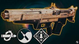 Blast Furnace God Roll (GET THIS ROLL) | Destiny 2 Black Armory