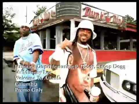 Jermaine Dupri Feat P.Diddy & Snoop Dogg - Welcome To Atlanta (Remix)