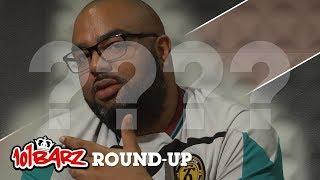 Vragenronde - Round-Up 2017 - 101Barz