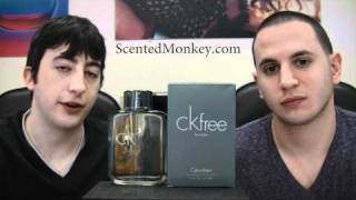 ScentedMonkey CK Free by Calvin Klein for Men Review