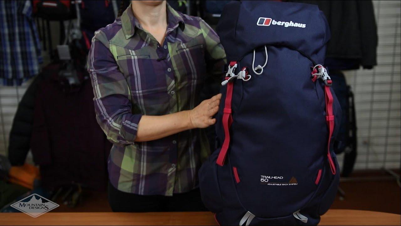 Berghaus Trailhead 60 Womens Backpack Review