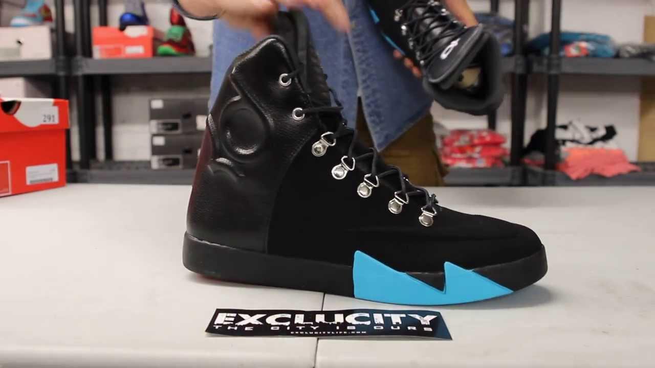 Nike KD 6 NSW Lifestyle QS Black Gamma Blue