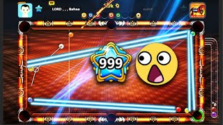8 Ball Pool | Walid Level 999 VS LORD Bahaa - Part 2 | Indirect Highlights