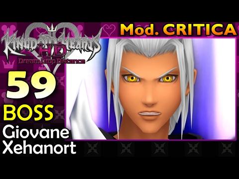 Kingdom Hearts 2.8 (ITA)-59- BOSS FINALE (?) Giovane Xehanort