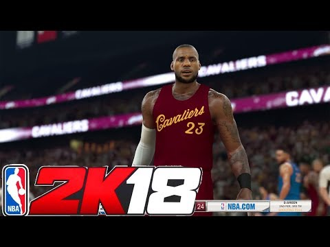 NBA 2K18 LEAKED GAMEPLAY! OFFICIAL FIRST LOOK AT GAMEPLAY!