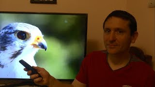 Телевизор Samsung ue40ku6000uxru видео обзор