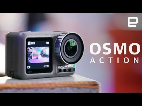 DJI Osmo Action Hands-On