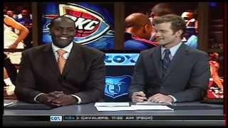 Joe Gumm & Malik Rose Fox Sports Southwest