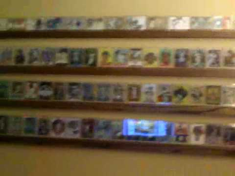 How To Display Your Baseball Cards For Cheap Basketball Football Hockey