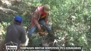 Pipa Minyak yang Bocor di Sumsel Makin Meluas - iNews Siang 22/01 | iNewsTV - News