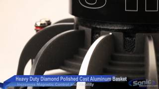 Massive Audio Kilo Subwoofer | Car Sub for BIG BASS