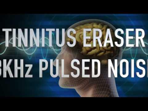 POWERFUL TINNITUS ERASER 1 --- - 3KHz Pulsed Tone - ---