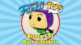 Toy Story 4 Buzz Lightyear Funko Pop unboxing (Disney 523)