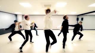 NCT U - Boss _ mirrored dance practice