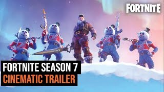 Official Fortnite Season 7 Cinematic Trailer
