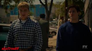 American Crime Story, Versace 2x04- Andrew and David walk the Dogs (HQ)