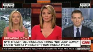 CNN Panel discussion on Trump Nut Job comment