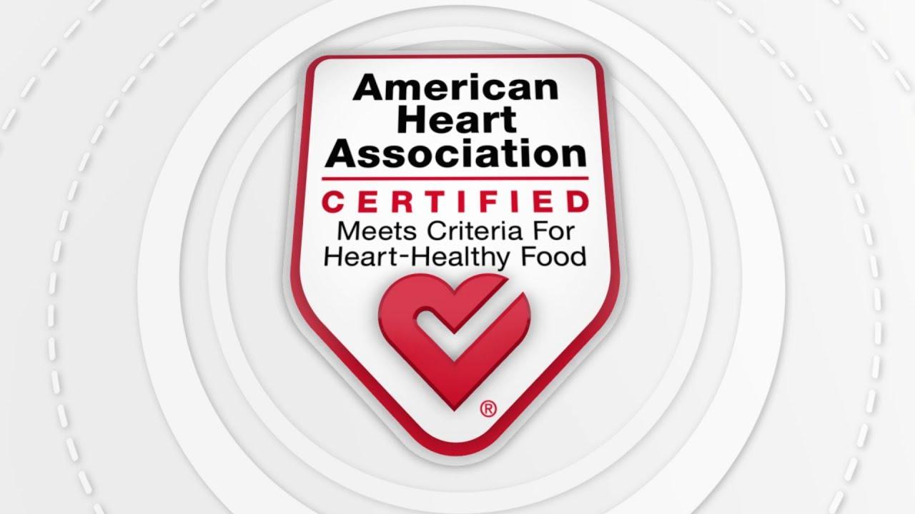 American Heart Association Heart Check Mark Youtube