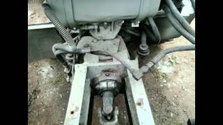 Слайд шоу мини трактор Горбуник 2м мини