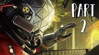 PREY Walkthrough Gameplay Part 2 - Phantom (PS4 Pro)