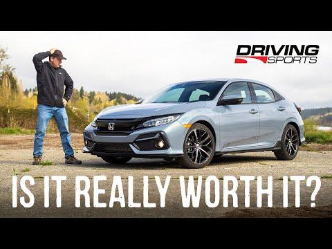 2020 Honda Civic Sport Touring Hatchback Reviewed - Good Enough?